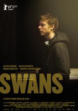 Swans - Hunger nach Leben - Poster