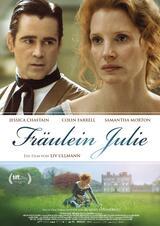 Fräulein Julie - Poster