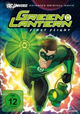 Green Lantern: First Flight - Poster