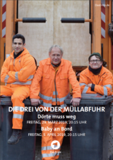 Die Drei von der Müllabfuhr - Dörte muss weg - Poster