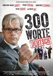 300 worte deutsch poster 01
