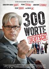 300 Worte Deutsch - Poster