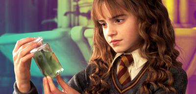 Harry Potter und die Kammer des Schreckens: Emma Watson als Hermine