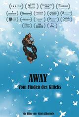 Away - Vom Finden des Glücks - Poster