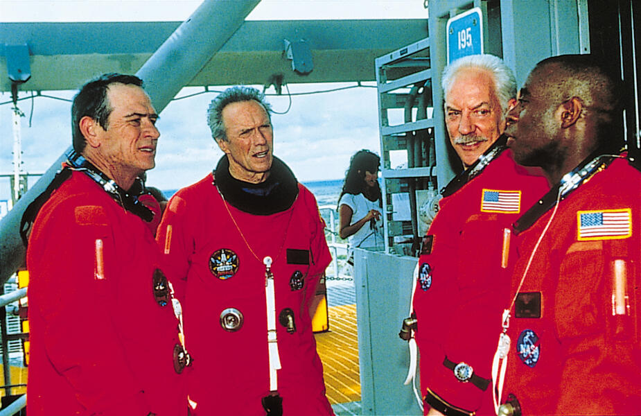 Space Cowboys mit Clint Eastwood, Tommy Lee Jones und Donald Sutherland