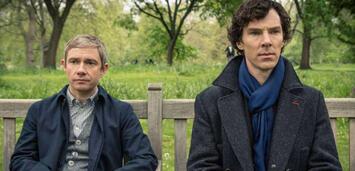 Bild zu:  Sherlock und Watson sind wieder vereint