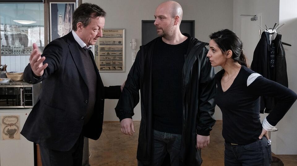 Polizeiruf 110: Tatorte mit Matthias Brandt und Maryam Zaree
