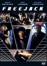 Freejack - Geisel der Zukunft - Poster