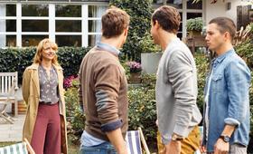 Väter - Allein zu Haus: Gerd mit Tim Oliver Schultz, David Rott, Christina Große und Tobias van Dieken - Bild 17