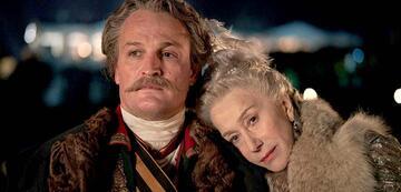 Catherine the Great: Jason Clarke (Potemkin) und Helen Mirren (Katharina II.)