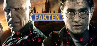 Fakten über die Harry Potter Filme