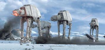 Bild zu:  Das Imperium schlägt zurück
