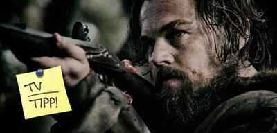 The Revenant - Der Rückkehrer mit Leonardo DiCaprio