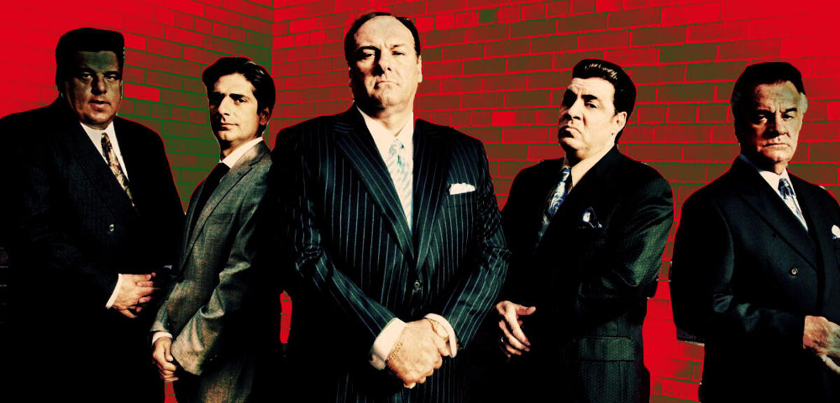 Serien Wie Sopranos