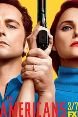 The Americans - Staffel 5 - Poster