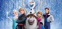 Bild zu:  Die bunte Frozen-Clique