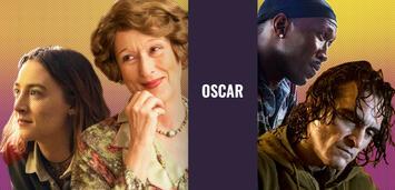 Bild zu:  Oscar-DarstellerInnen