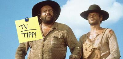 Die rechte & die linke Hand des Teufels:Bud Spencer & Terence Hill