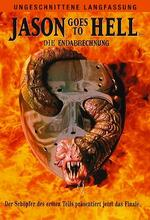 Jason Goes to Hell - Die Endabrechnung Poster