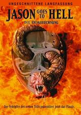 Jason Goes to Hell - Die Endabrechnung - Poster