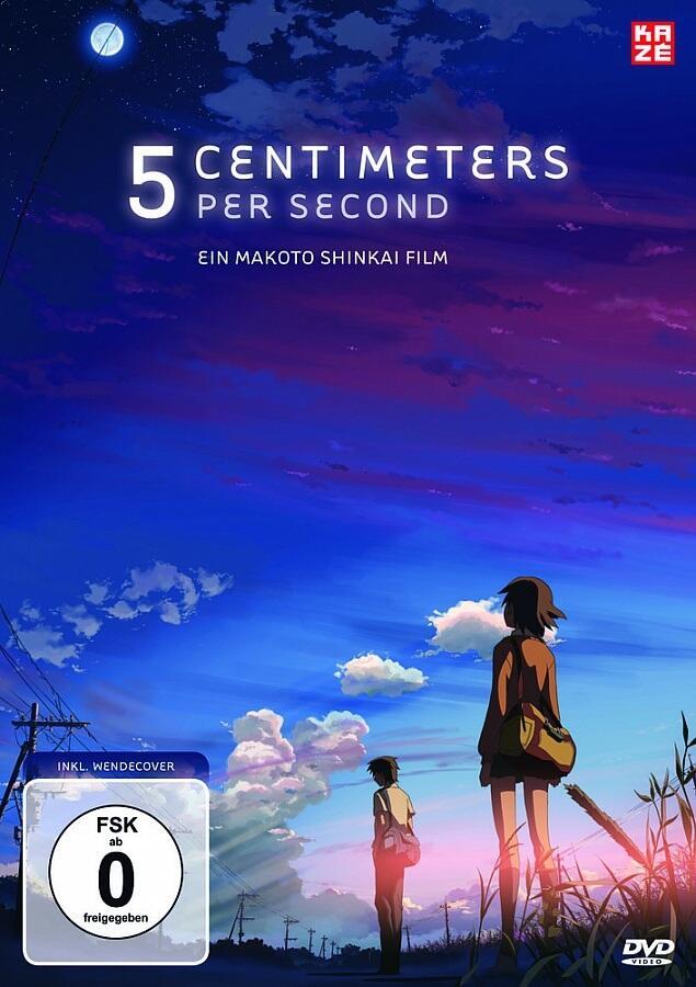 5 Centimeters Per Second Serien Stream