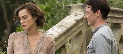 Keira Knightley und James McAvoy in Abbitte
