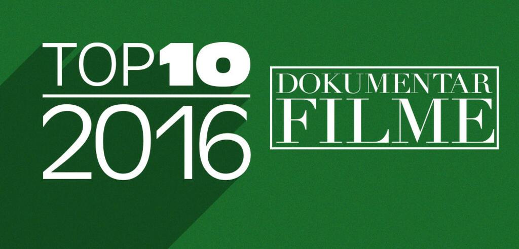 Top 10 der besten Dokumentarfilme 2016
