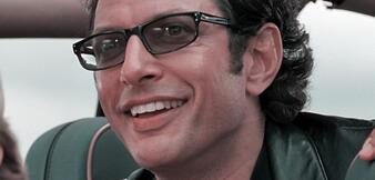 Einer von 7 genialen Film-Mathematikern: Ian Malcolm aus Jurassic Park