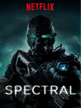 Spectral - Poster