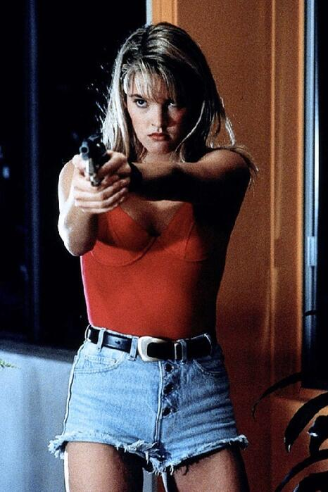 Last Action Hero mit Bridgette Wilson