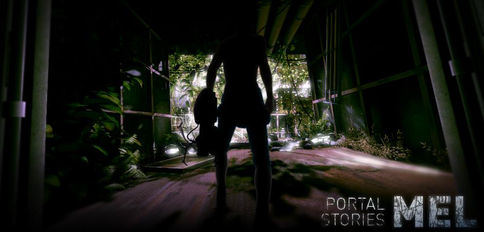 Portal Stories: Mel beeindruckt als Portal 2-Mod