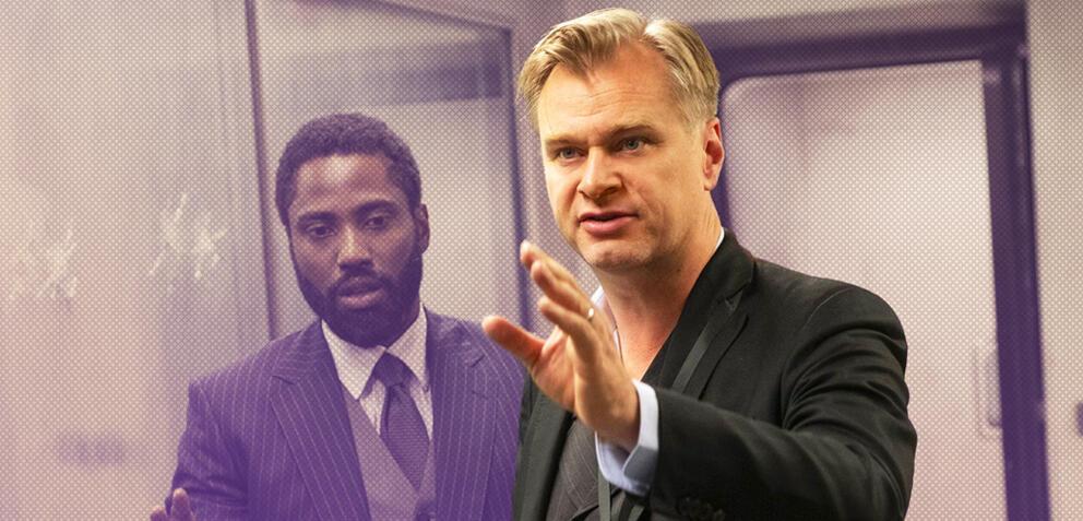 Tenet und Christopher Nolan