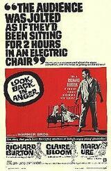 Blick zurück im Zorn - Poster