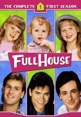 Full House - Staffel 1 - Poster