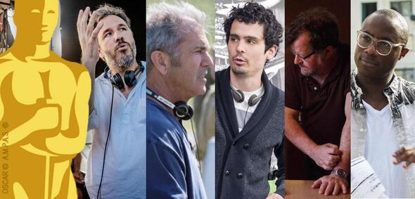 Die Nominierten für die Beste Regie