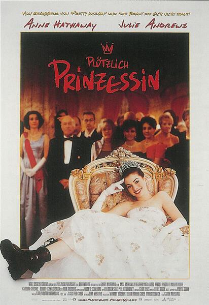 Plötzlich Prinzessin 1 Ganzer Film Deutsch