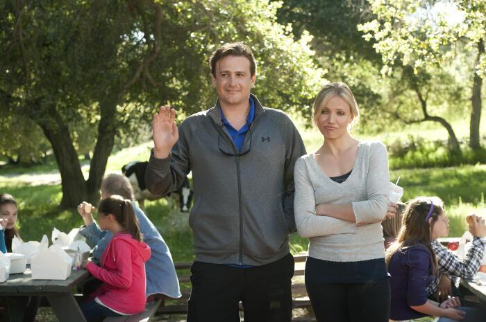 Bad Teacher mit Jason Segel und Cameron Diaz