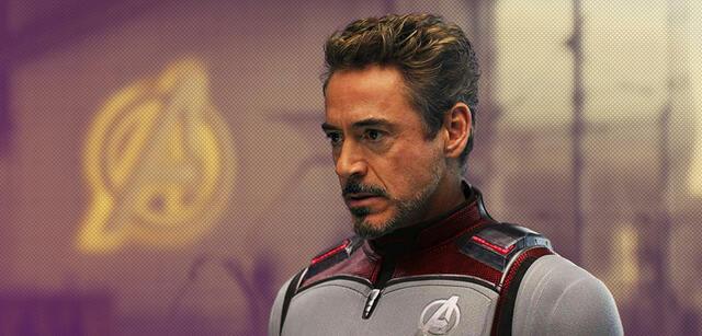 Robert Downey Jr. in Avengers 4: Endgame