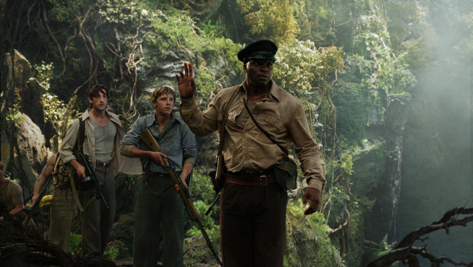 King Kong mit Adrien Brody