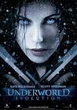Underworld: Evolution - Poster