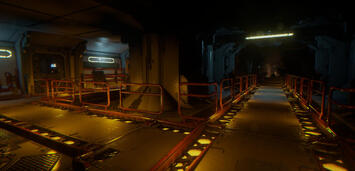 Bild zu:  Syndrome: First Person-Survival-Horror in Space...again!