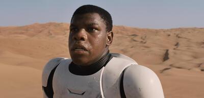 Finn in Star Wars 7