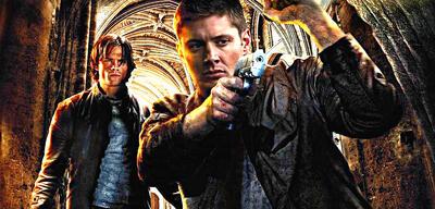 Sam und Dean Winchester aus Supernatural