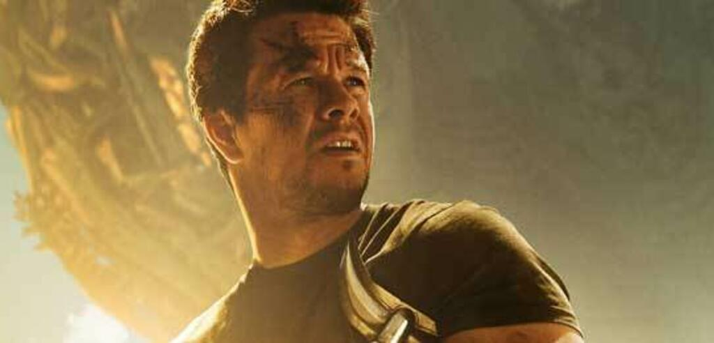 Mark Wahlberg in Transformers 4