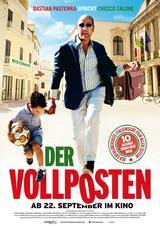 Der Vollposten - Poster
