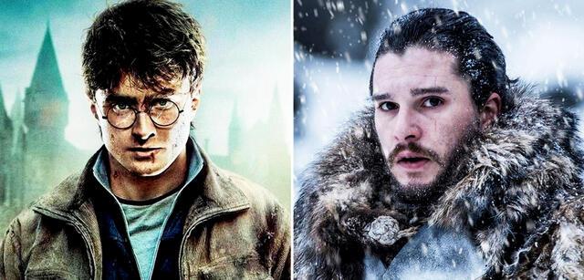 Harry Potter und Game of Thrones