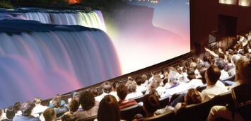 Bild zu:  IMAX-Kino