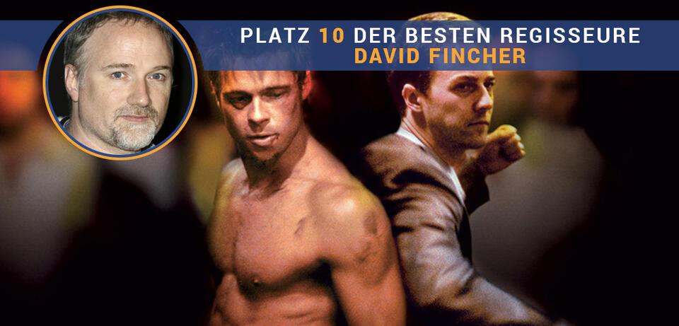 Beste Regisseure aller Zeiten - Platz 10: David Fincher