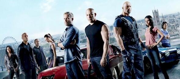 Fast & Furious Six