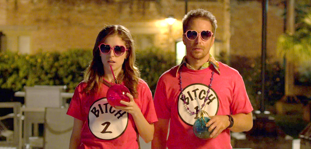 Mr. Right mit Anna Kendrick und Sam Rockwell
